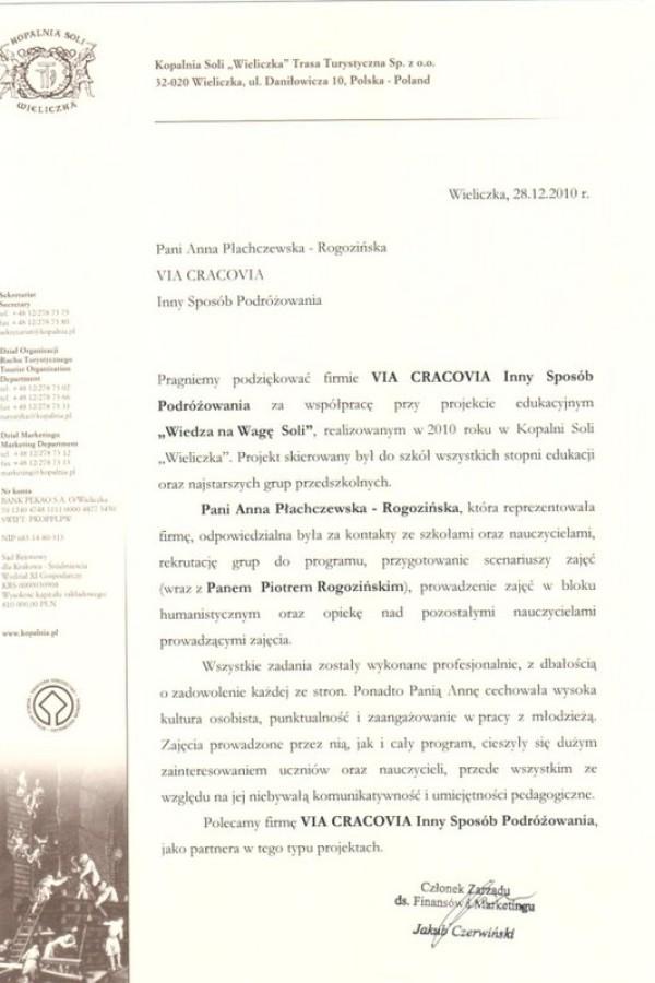 04-referencje Wieliczka
