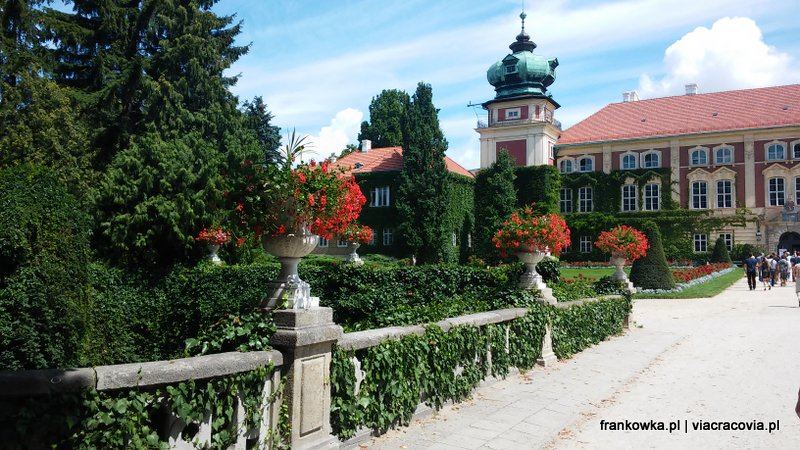 Zamek Lubomirskich i Potockich w Łańcucie